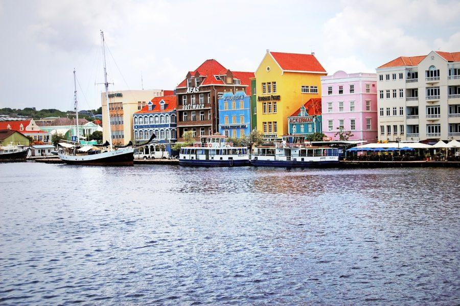 Willemstad (Hauptstadt von Curaçao)