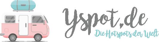 Yspot – Die Hotspots der Welt